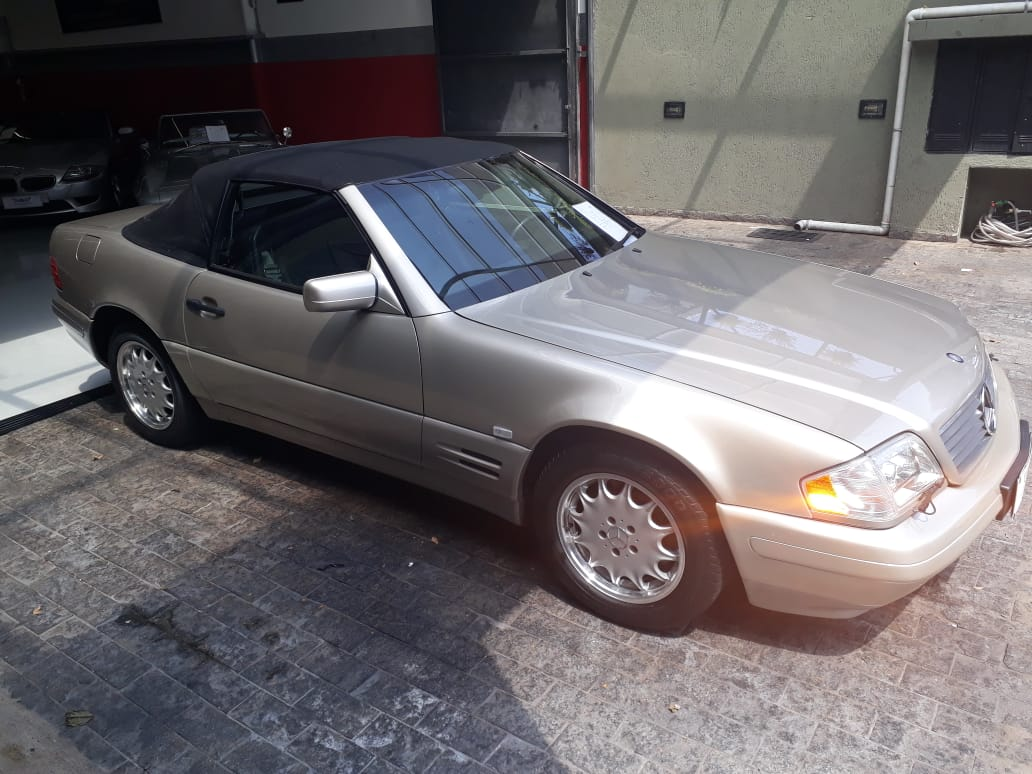 Mercedes Benz SL 500 1997