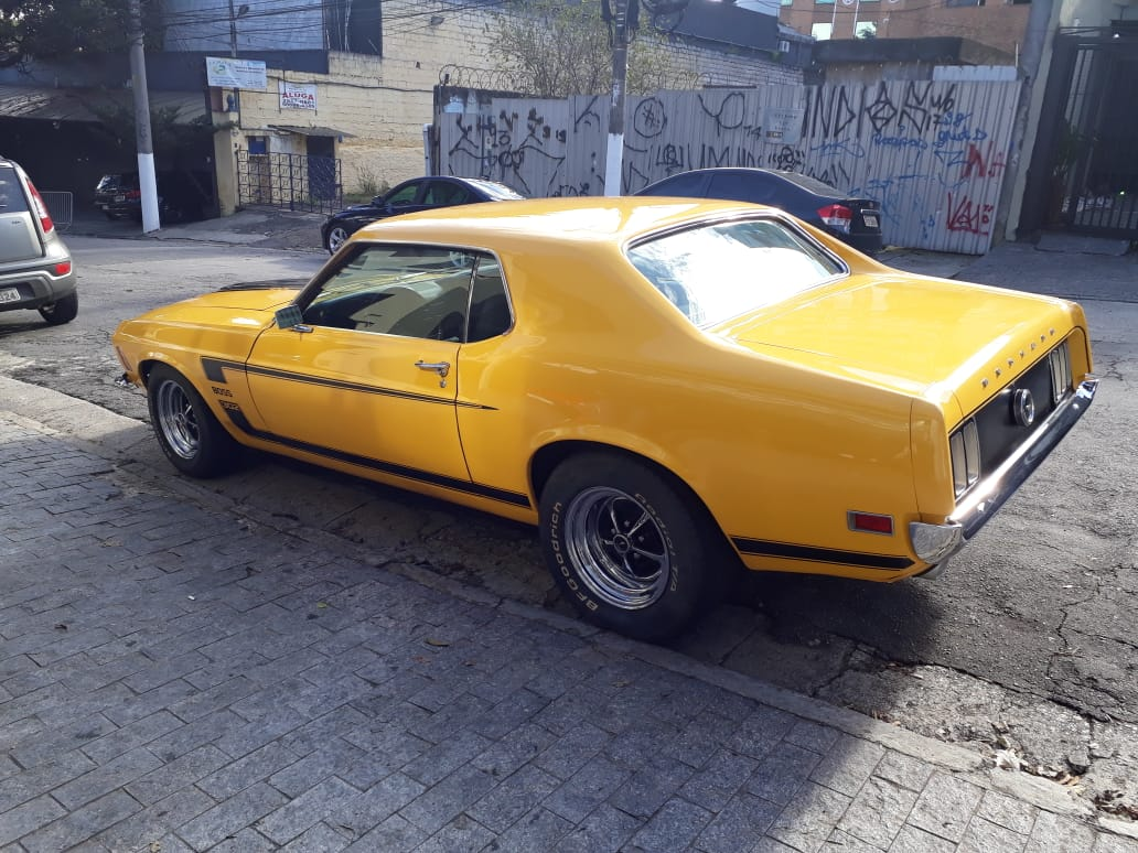 Ford Mustang Coupe 1970/1970