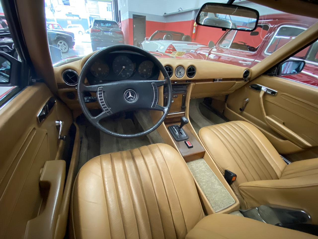 Mercedes Benz 350SL 1971
